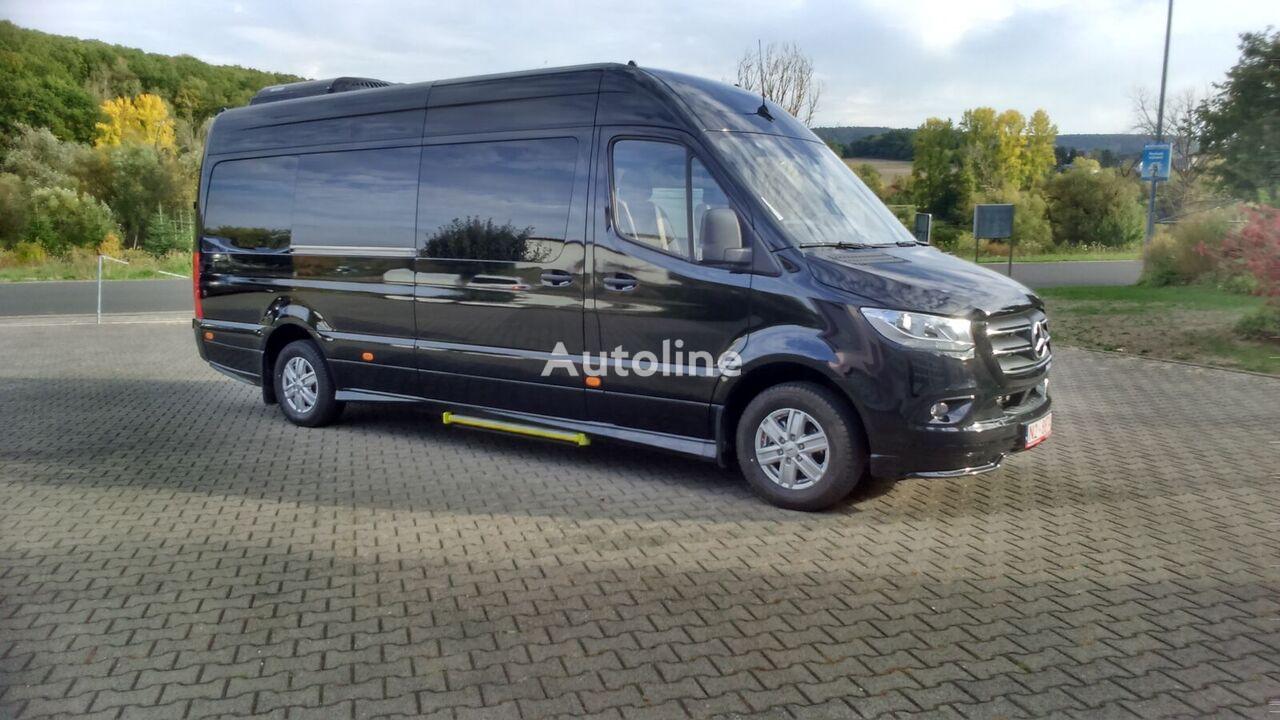 nieuw MERCEDES-BENZ Sprinter 319 CDI Autom. 9 Plätze Kombi-Komfort passagier bestelwagen
