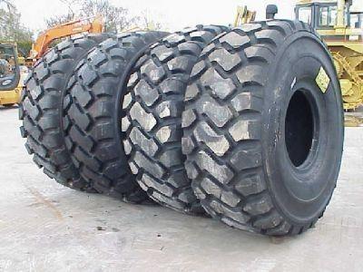 nieuw Michelin wiellader band