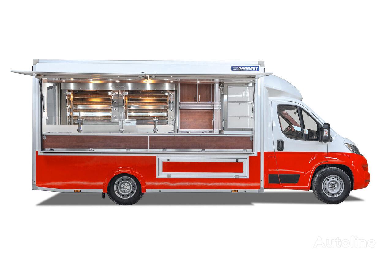 nieuw BANNERT NA ZAMÓWIENIE Bannert  Kurczak Grill Food Truck/Chicken Grill Fo verkoopwagen < 3.5t