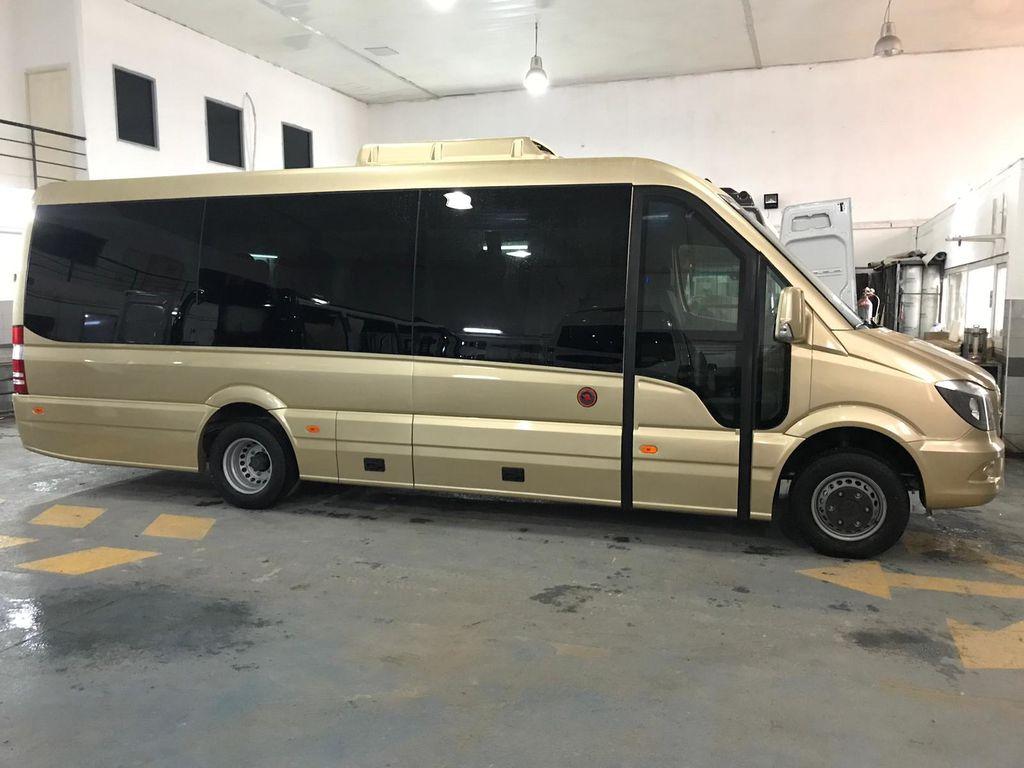 nieuw MERCEDES-BENZ 516 passagier bestelwagen