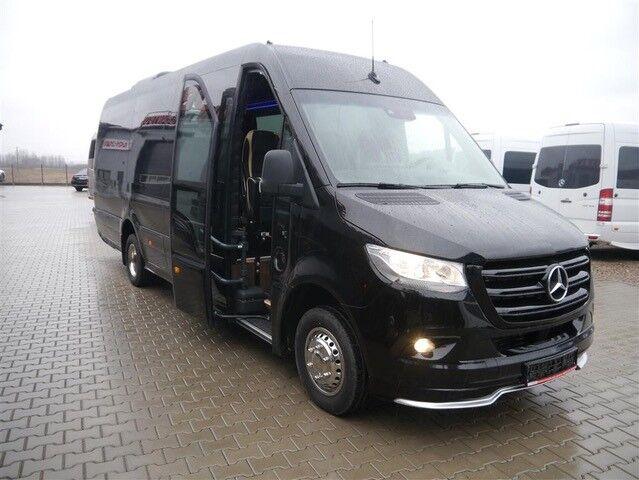 nieuw MERCEDES-BENZ Mercedes-Benz Sprinter 519CDI NEWMODEL,6,1to.GG,XXXL 23+1  passagier bestelwagen