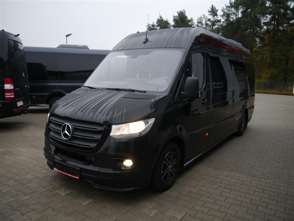 nieuw MERCEDES-BENZ Sprinter 316 CDI,Autom. Komfort-DVD usw od. 319 MP passagier bestelwagen