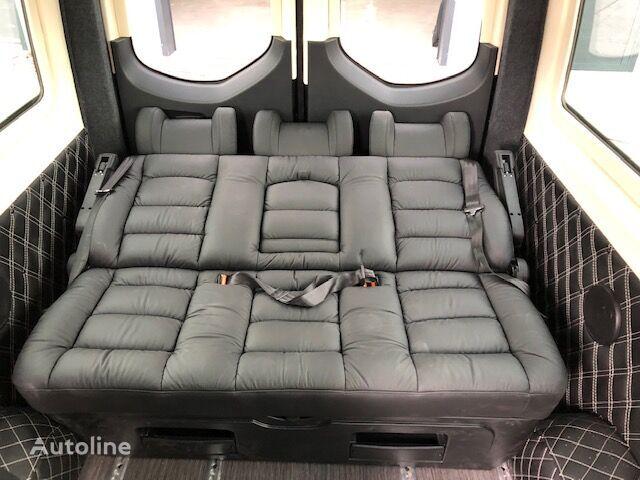 nieuw MERCEDES-BENZ Sprinter 319 CDI New Mod907 Komb-Komf.(3 Schlafpl.a. Rückbank passagier bestelwagen