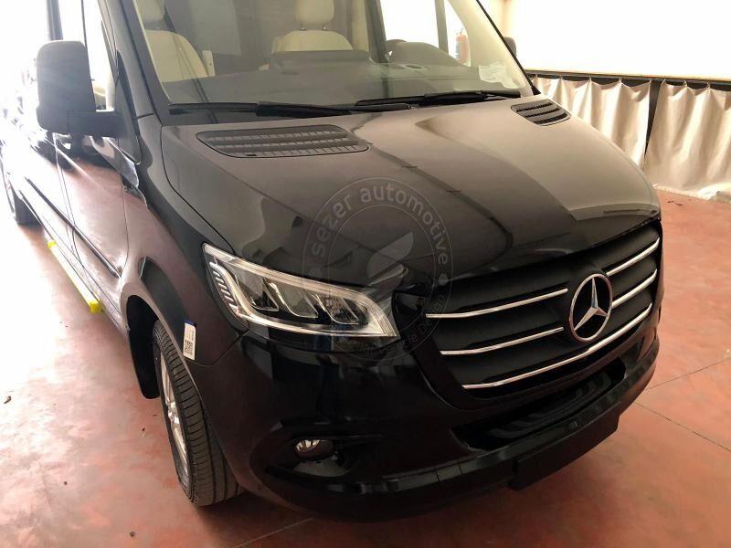 nieuw MERCEDES-BENZ Sprinter 416 Sezer Automotie passagier bestelwagen