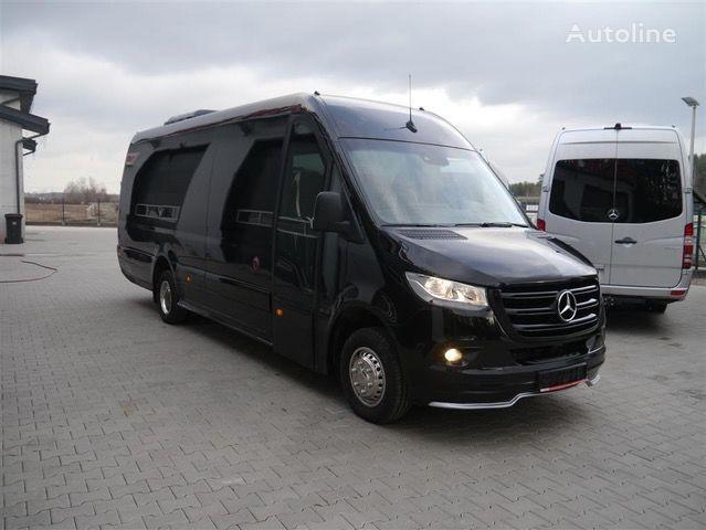 nieuw MERCEDES-BENZ Sprinter 516CDI Sofort Verfügbar Neues Modell 6,1To. Komfort 24  passagier bestelwagen