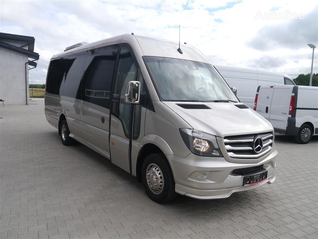 nieuw MERCEDES-BENZ Sprinter 519 CDI,24 Plätze Komfort-ViP, XXXL-Verlänerung,Klima,  passagier bestelwagen