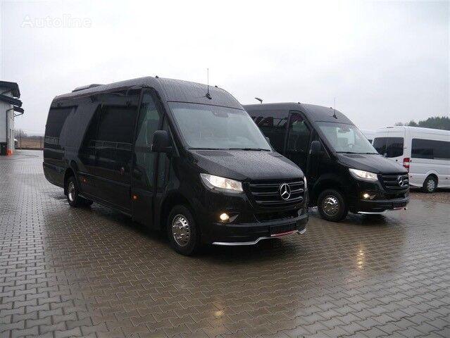 nieuw MERCEDES-BENZ Sprinterbus 519 6,1To. NEW MODELL,Sofort Verfügbar, 24 Plätze Ko passagier bestelwagen