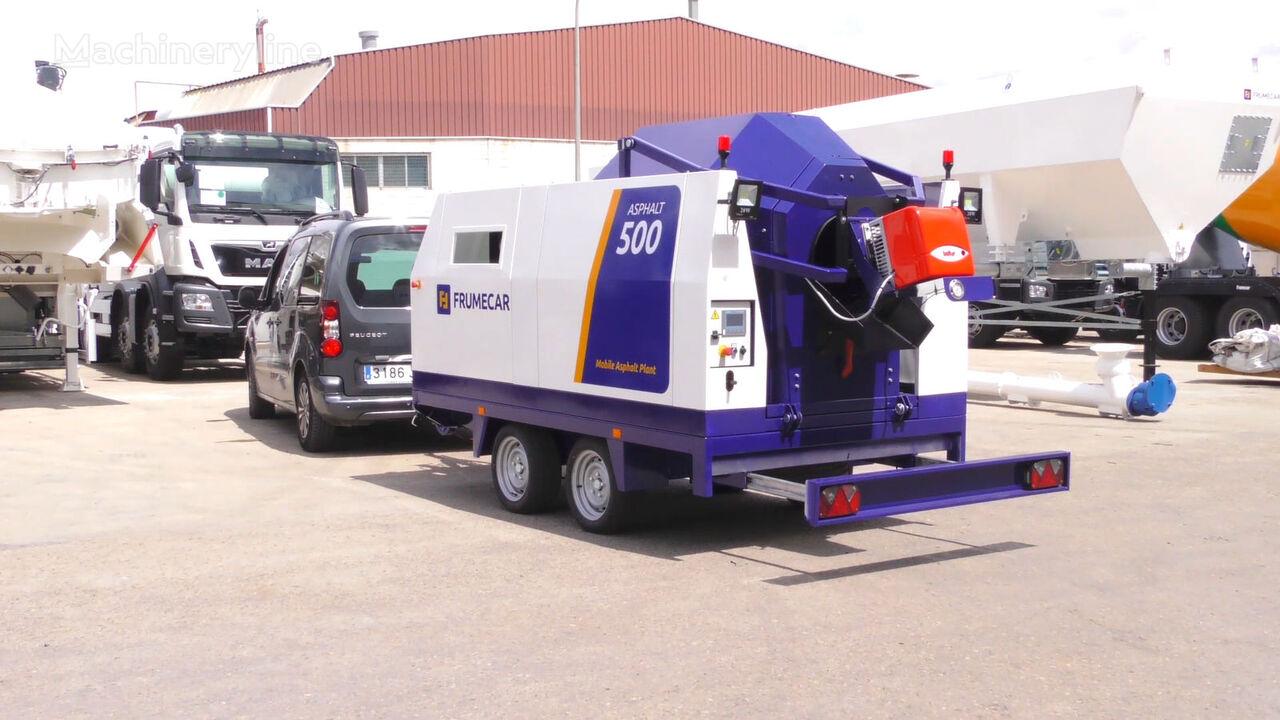 nieuw FRUMECAR 500 asfaltbeton recycling machine