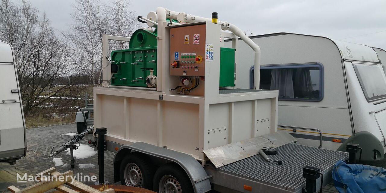 HEADS RU300M asfaltbeton recycling machine