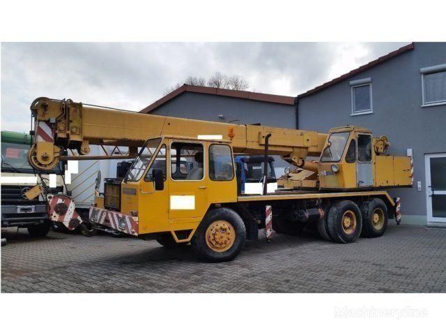 LIEBHERR Mobilkran LT1025-25t-Allrad 33 m 2x Seilwinde Kranwagen mobiele kraan