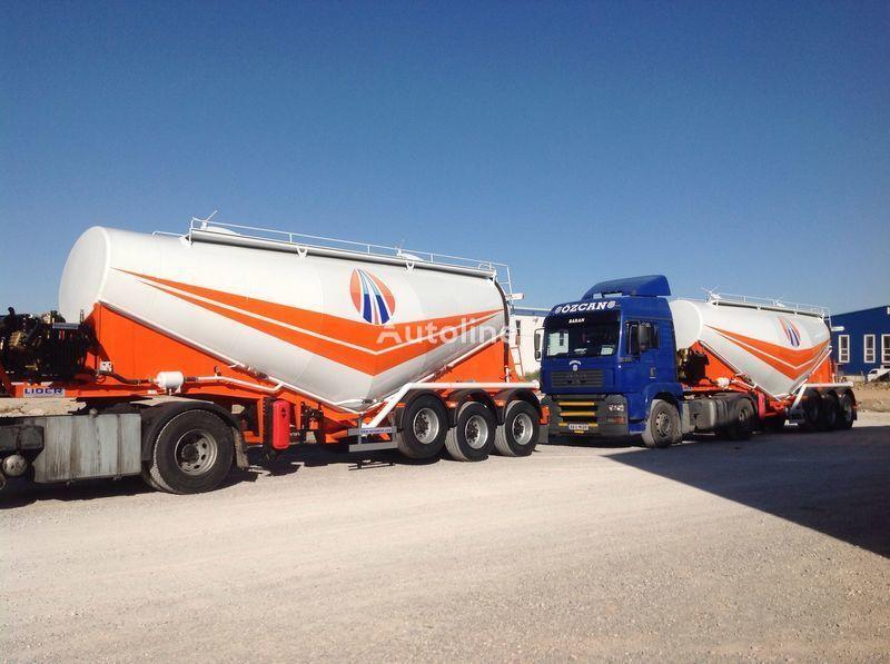 nieuw LIDER 2020 MODEL NEW CEMENT TANKER  cement tank