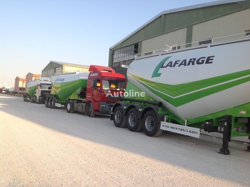 nieuw LIDER NEW 2019 YEAR LIDER TRAILER cement tank