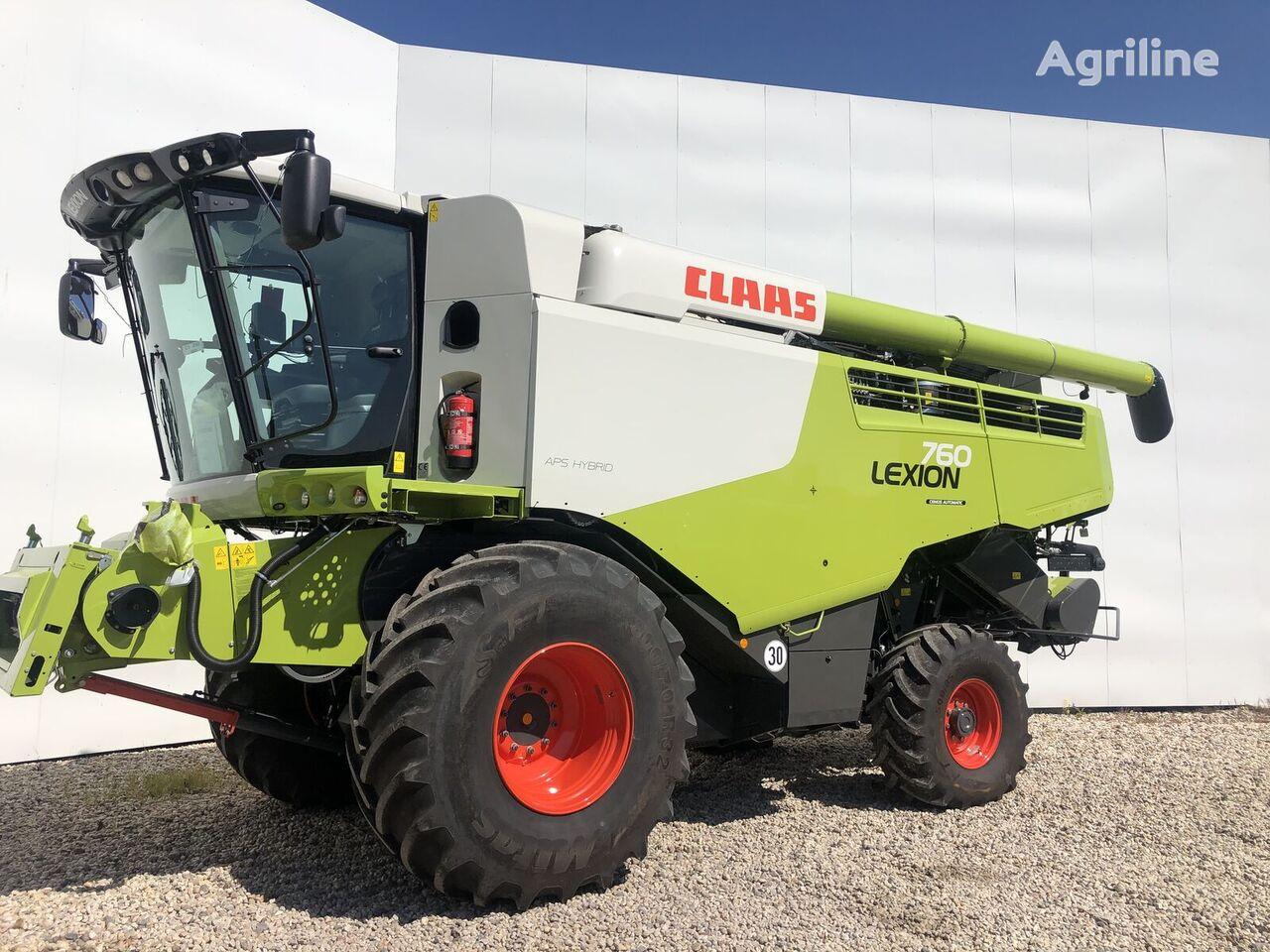 nieuw CLAAS Lexion 760 maaidorser