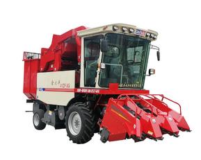 nieuw WORLD 4YZ maïs oogstmachine