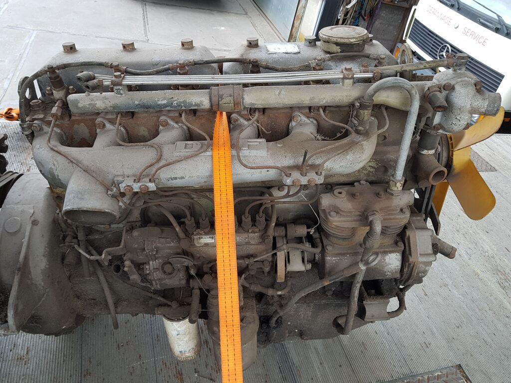 DAF DH825 Euro 0 / Manual Pump motor voor DAF Moror DAF DH 825 / Euro 0 vrachtwagen