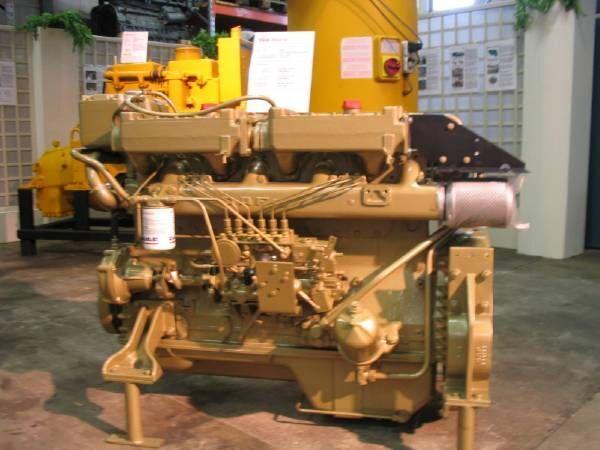 DAF USED ENGINES motor voor DAF USED ENGINES vrachtwagen