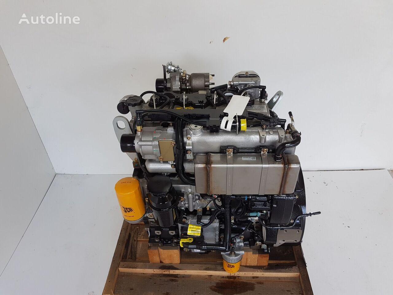 nieuw JCB 444 T4i motor voor JCB graaflaadmachine