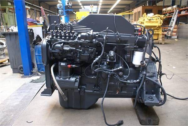 KOMATSU S6D114 E1 motor voor KOMATSU S6D114 E1 vrachtwagen