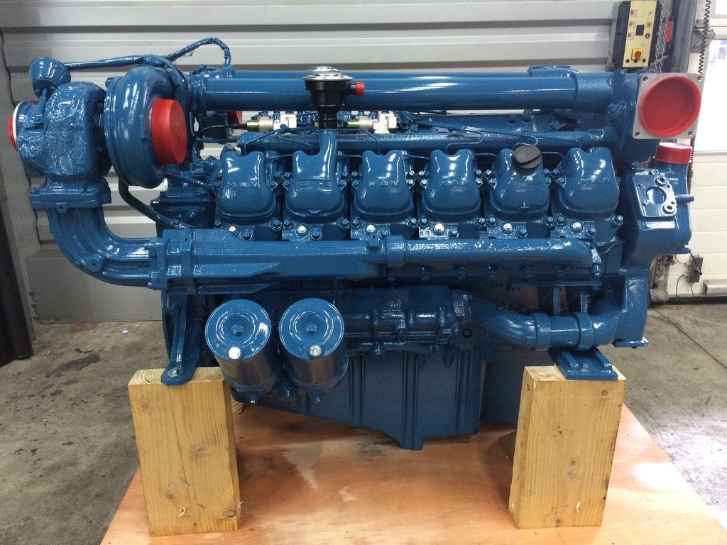 nieuw MAN D2842LE103 motor voor portaalkraan
