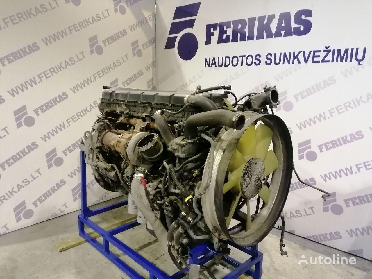 RENAULT T eu6 DTI 11 460AG engine motor voor trekker