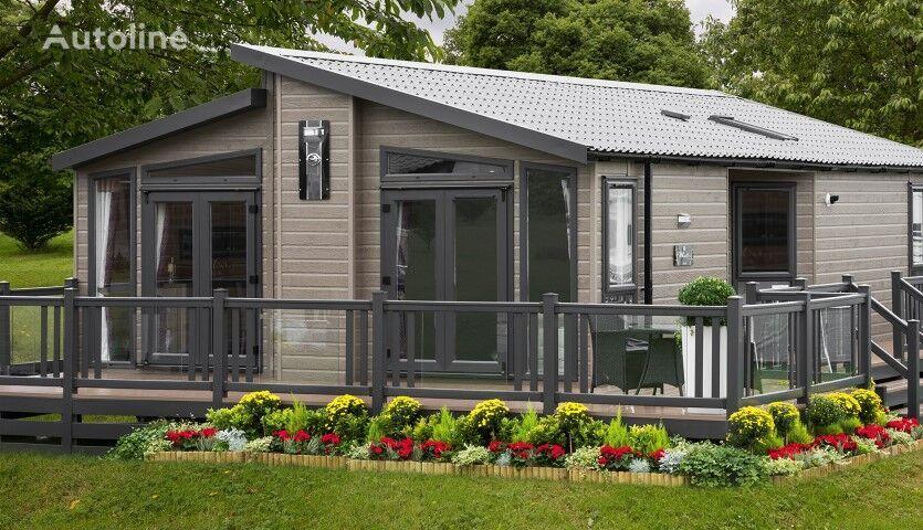 nieuw SWIFT Whistler Lodge stacaravan