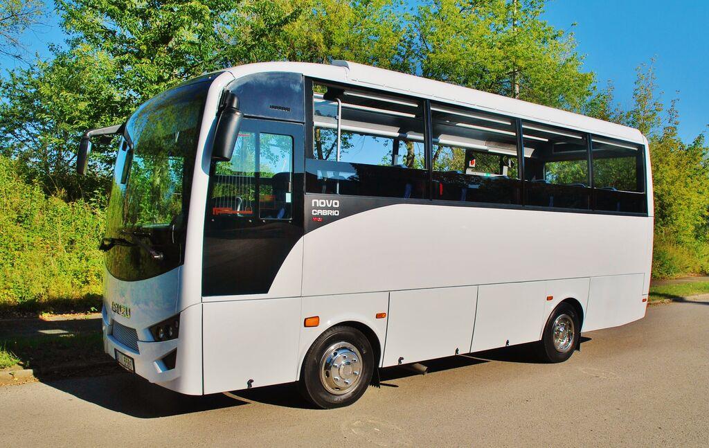 nieuw ISUZU NOVO CABRIO EVO II toeristische bus