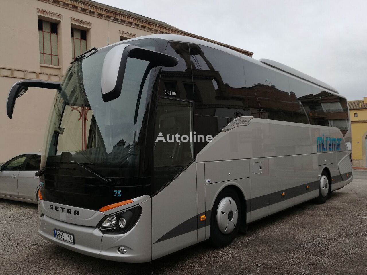 SETRA S-511 HD touringcar