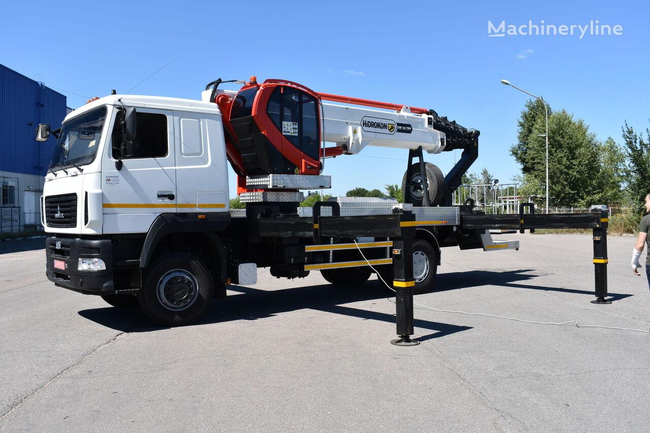 nieuw HIDROKON HK 36 TPF na shassi MAZ-5340S5 autohoogwerker