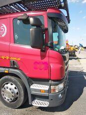 SCANIA P360 autotransporter + autotransporter aanhanger