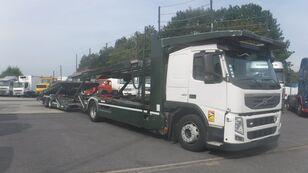 VOLVO FM13 420 Autotransporter Kassbohrer autotransporter