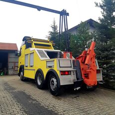 VOLVO fh 12 holownik towing truck  autotransporter