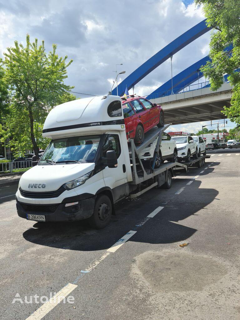 IVECO Daily 70c15.euro6  autotransporter