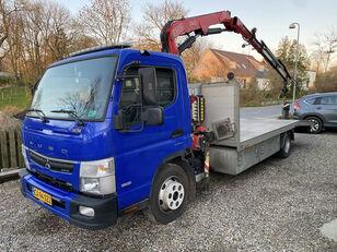 Mitsubishi Fuso Canter autotransporter
