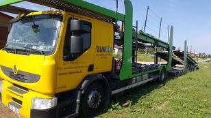 RENAULT Premium 370.18 Euro5 !!! autotransporter + autotransporter aanhanger