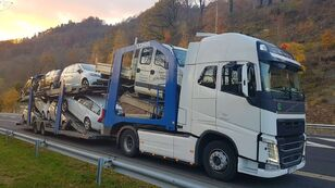 VOLVO FH13 500 autotransporter
