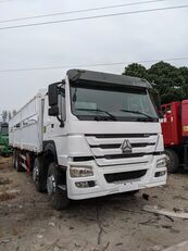 HOWO 336 HP 8x4 Drive Stake Body General Cargo Truck bakwagen