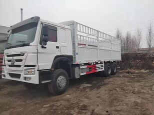 HOWO Cargo truck bakwagen