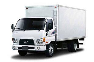 nieuw HYUNDAI HD78 промтоварный фургон bakwagen