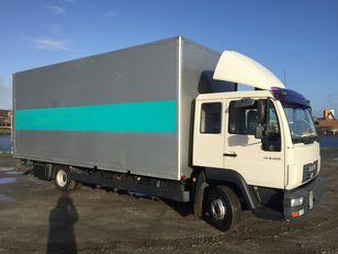 MAN LE 8.220, 1. Bett ,AHK , Box 6,50 m  TOP - Condition   bakwagen