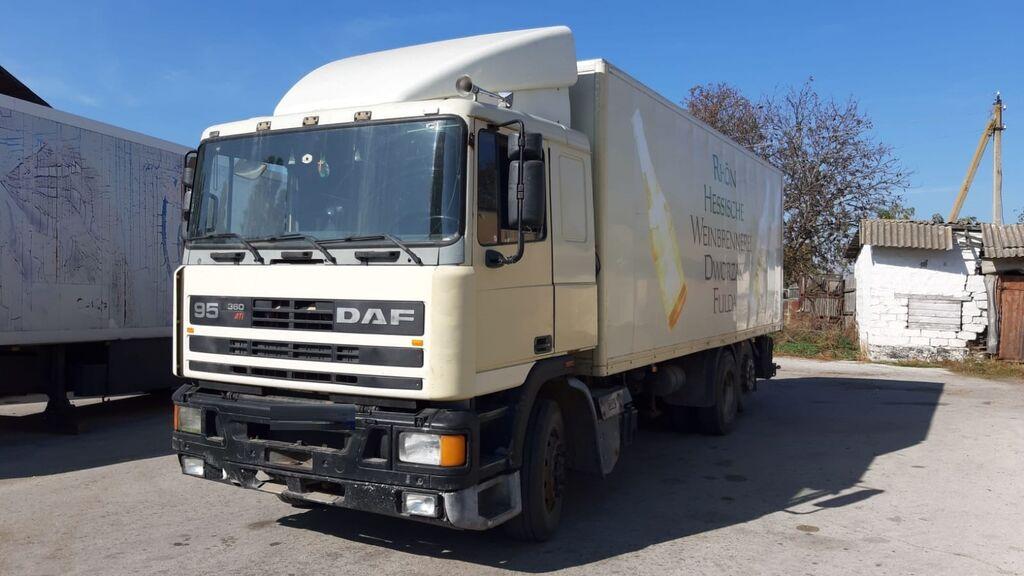DAF 95.360 ATI bakwagen