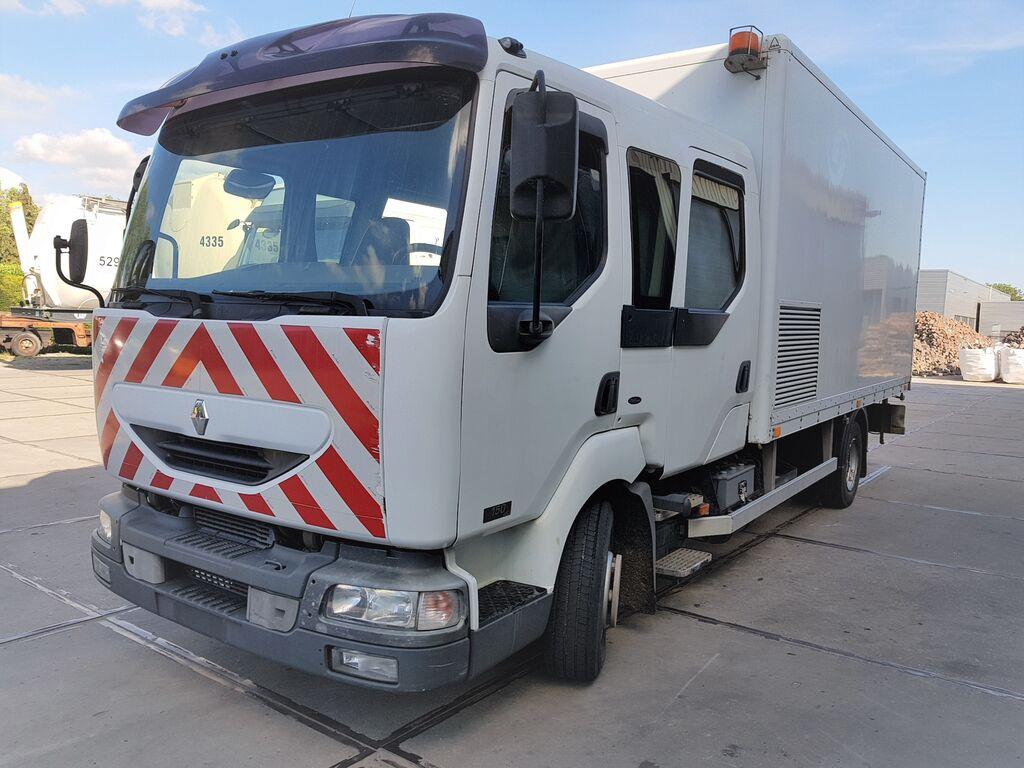 RENAULT Midlum 150 DCi / Full Spring / Manual bakwagen