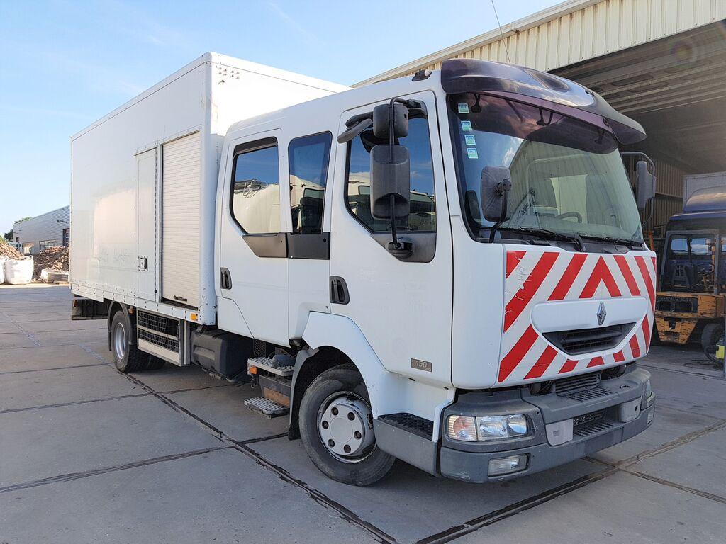 RENAULT Midlum 150 DCi / Work Shop / Full Spring  bakwagen