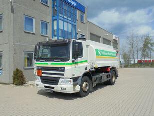 DAF CF75.310 ROHR 13.500L 2 Kammern Heizöl Diesel brandstoftruck