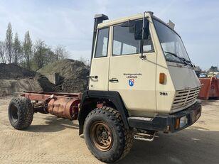 STEYR 791 4x4 **MANUAL PUMP-AUSTRIAN TRUCK** chassis vrachtwagen