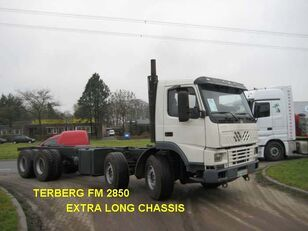 TERBERG FM2850 - 8x4 - Chassis truck chassis vrachtwagen