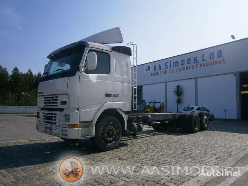 VOLVO FH12 340  chassis vrachtwagen