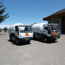 BUCHER gas tank truck