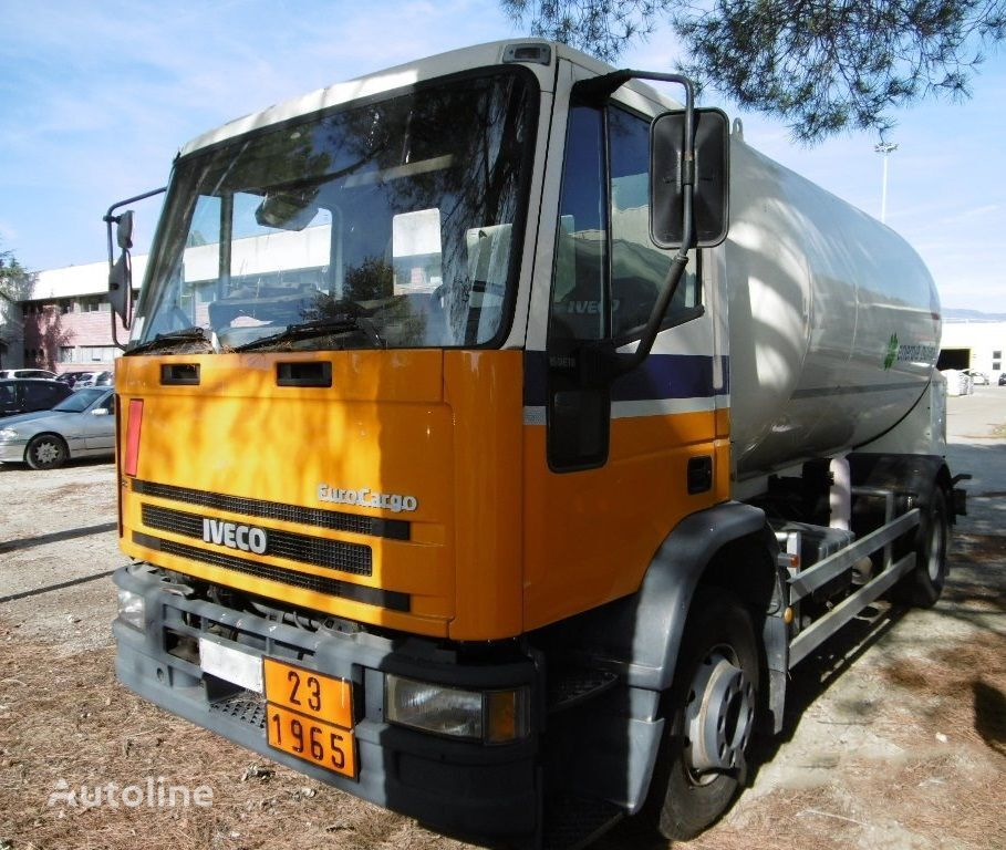 IVECO ACERBI 15.500 gas tank truck