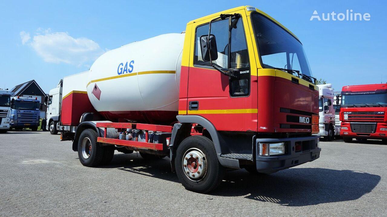 IVECO Gas Truck 10.000 ltr - 25 Bar P25BH ADR-2 gas tank truck