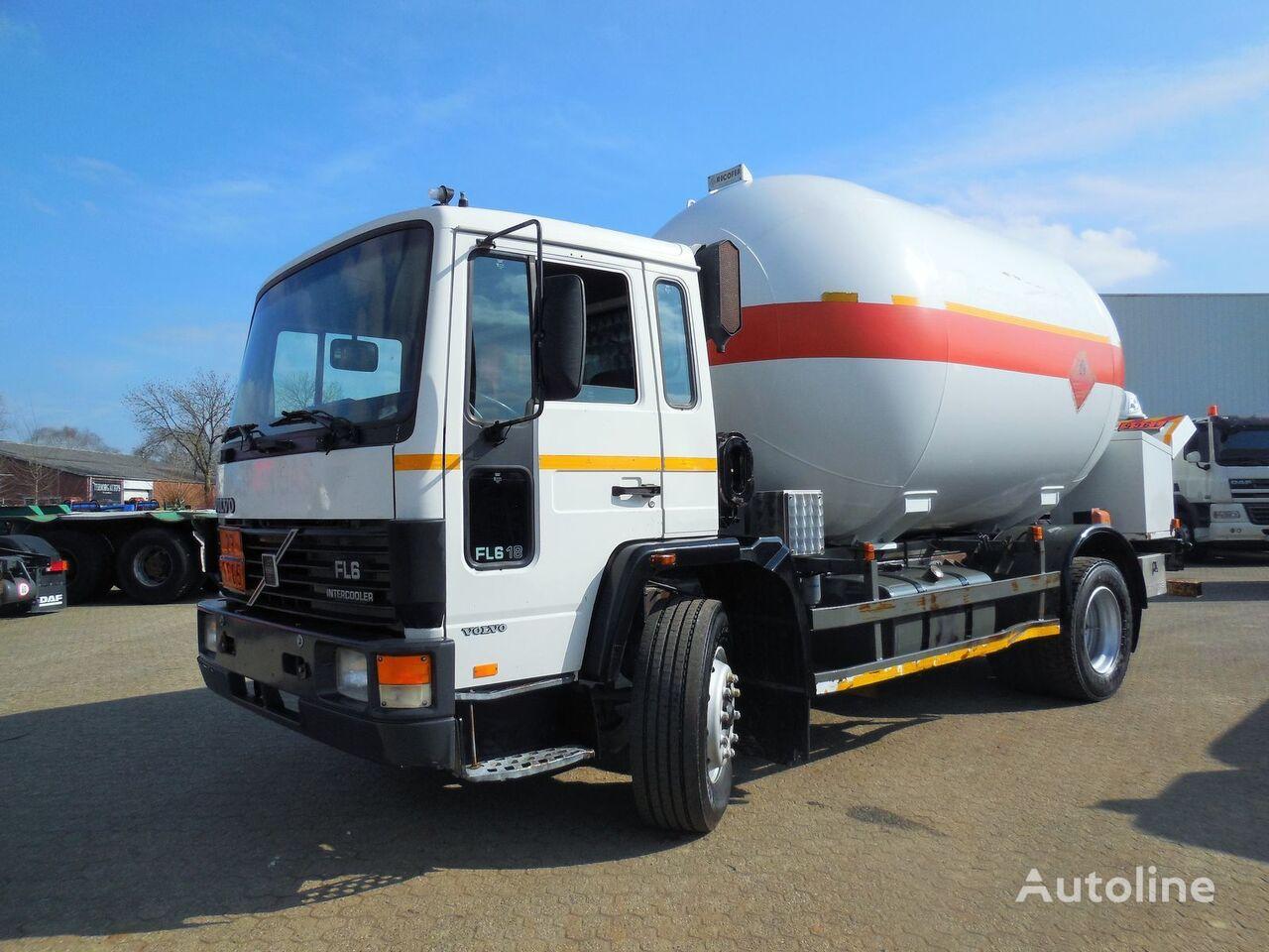 VOLVO Volvo GAS 17.000 - FL618 - P27BH - GPL gas tank truck